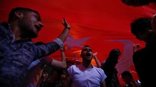 Turki Akan Tindak Pengguna Medsos Komentari Krisis Ekonomi