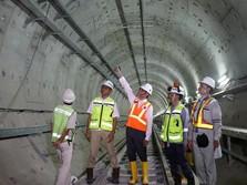 Jepang Segera Cairkan Rp 25,6 T untuk MRT Jakarta Fase Dua