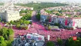 VIDEO: Erdogan Klaim Menang Pemilu Turki