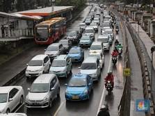 Wah, Kemacetan Jakarta Bisa Diurai Dengan Kecerdasan Buatan