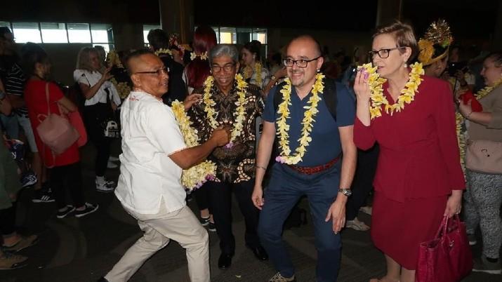 Bali-Warsawa Terkoneksi Penerbangan Langsung