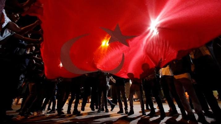 Inflasi di Turki kembali melejit di bulan Agustus hingga hampir menyentuh level 18%.