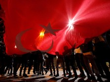 Erdogan Terima Tekanan Baru: Inflasi 15% Pertama Sejak 2003