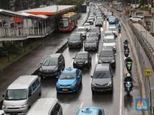 Warga Jakarta Diimbau Naik Bus Saat Perluasan Ganjil-Genap
