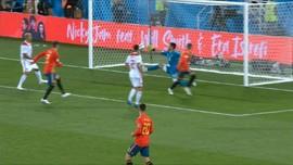 VIDEO: Timnas Spanyol Juara Grup B Piala Dunia 2018
