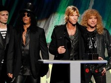 Guns N' Roses Konser di Jakarta, Tiket Termurahnya Rp 250.000