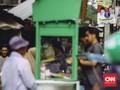 Bawaslu Jakarta Turunkan 1.039 Alat Peraga Kampanye