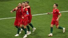 Ronaldo Gagal Penalti, Portugal Imbang Lawan Iran