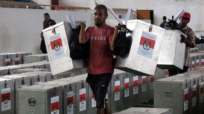 Imbas Noken, Partisipasi Warga Papua di Pilkada 2018 Tinggi