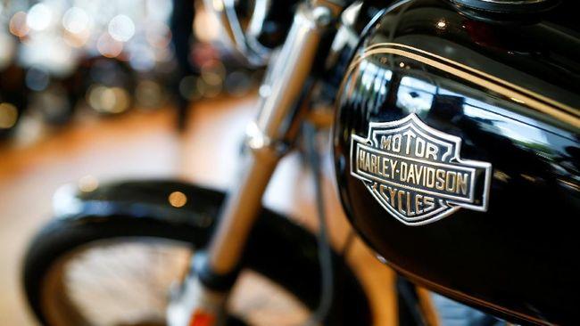 Perang Dagang, Harley Davidson Terpaksa Mengungsi ke Luar AS
