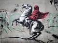 Mural Terbaru Banksy Ditemukan Dekat Bataclan Paris