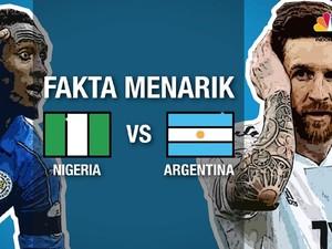 Video: Mampukah Messi Selamatkan Argentina ?