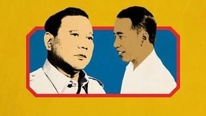 Tinju Prabowo Ditangkis Kabinet Kerja Jokowi