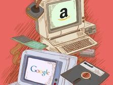 Ini Merek Teknologi Paling Bernilai, Amazon di Posisi Puncak