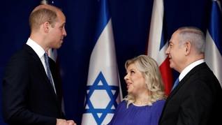 Pangeran William Tolak Temui Walikota Israel di Yerusalem