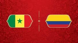 LIVE: Senegal vs Kolombia di Piala Dunia 2018