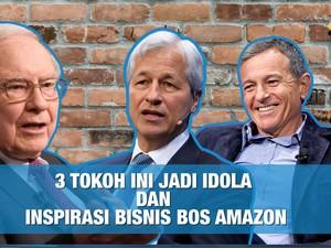 VIDEO: 3 Tokoh Ini Jadi Idola dan Inspirasi Bisnis Bos Amazon