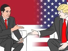 Luhut Ungkap Pembicaraan 'Rahasia' Jokowi & Trump, Apa Itu?