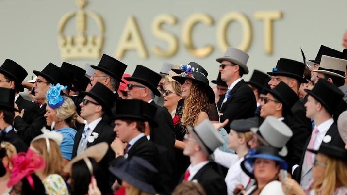 Dari keluarga kerajaan Inggris, Pangeran Dubai, hingga penyanyi Indonesia Maia Estianti menghadiri Royal Ascot. Apa sebenarnya Royal Ascot ini?
