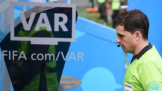 Mengenal Teknologi VAR di Piala Dunia 2018