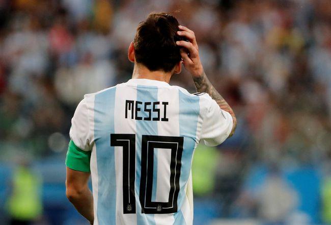 Argentina, Lionel Messi Tak Bisa Kage Bunshin No Jutsu Naruto