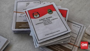 Pilkada 2018, 'Kuburan' Bagi Gubernur Petahana