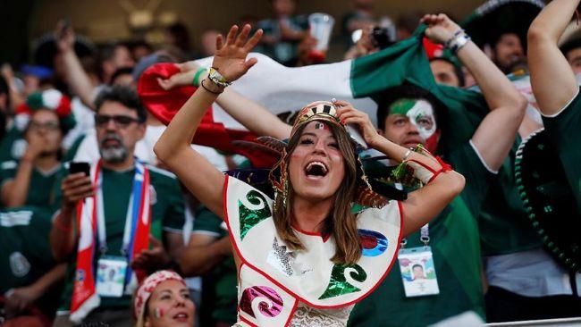 Fan Timnas Meksiko: Terima Kasih Korea Selatan!