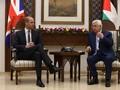 Pangeran William Temui Mahmoud Abbas di Tepi Barat