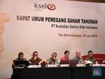 Rahmat Waluyanto Resmi Jadi Komut KSEI