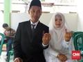 Di Hari Pernikahan, Pengantin Ikut Nyoblos Pilkada