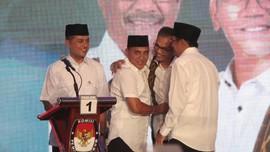Edy-Ijeck Unggul Sementara di Pilgub Sumatera Utara