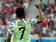 Tak Cuma Mobil Mewah, Pemain Nigeria Ini Juga Beli Pom Bensin
