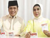 Nurdin Halid: Quick Count Bukan Akhir Perjuangan