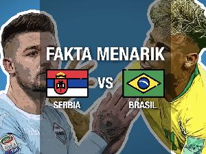 VIDEO: Serbia VS Brasil Yang Mana Jagoan Anda?