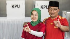 Pesan Ridwan Kamil ke Pendukung Usai Menang Quick Count