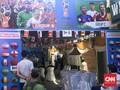 Demam 'Piala Dunia' di TPS Pilgub Jatim
