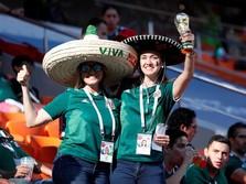 Piala Dunia Rusia 2018 Banjir Perilaku