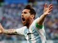 Messi Bawa Argentina Unggul atas Nigeria di Babak Pertama