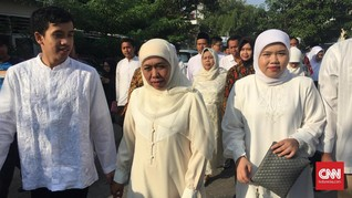 Dukungan Anak dan Kemenangan Khofifah di Jawa Timur