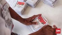 Puluhan Ribu Polisi Kawal Pencetakan Surat Suara Pemilu