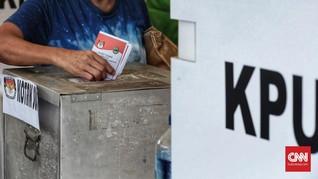 KPU soal Isu Kotak Suara 'Kardus': Itu Karton Kedap Air