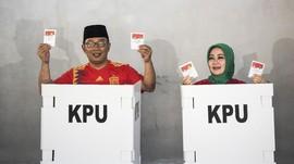 Ridwan Kamil Unggul Sementara Quick Count Tiga Lembaga Survei