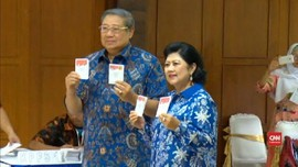 VIDEO: SBY Berterima Kasih kepada Jokowi soal Netralitas TNI