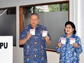 SBY dan Ani Yudhoyono Nyoblos di Singapura Hari Ini