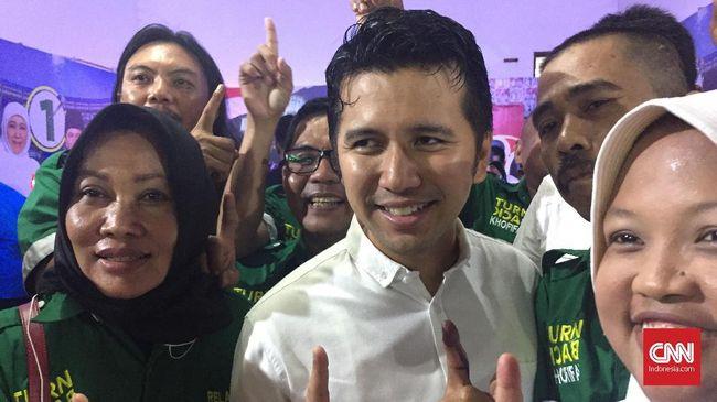 Emil Dardak Tak Tampik Bakal Dukung Jokowi