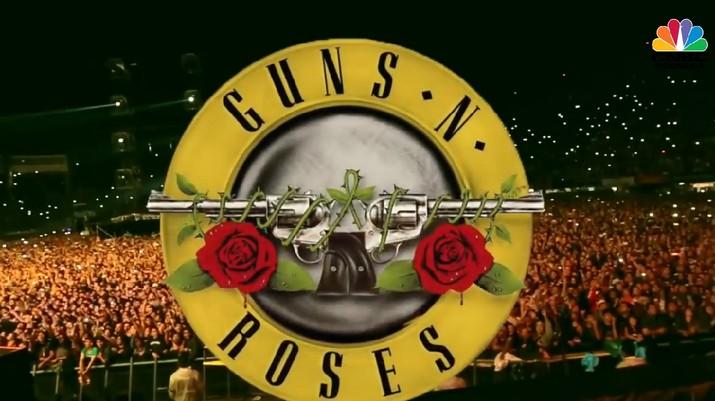 Konser Guns N' Roses Jakarta, Axl Rose & Slash Satu Panggung