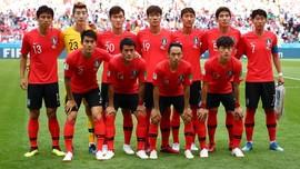 Gagal di Piala Dunia 2018, Timnas Korsel Dilempari Telur