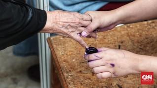 Asal Usul Celup Tinta di Jari Setelah Mencoblos Pemilu