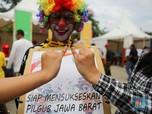 Pilkada 2018: Ganjar Pranowo dan Ridwan Kamil Melaju Mulus
