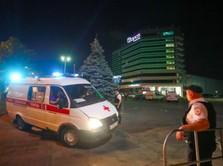 Hotel Resmi Piala Dunia 2018 Diancam Bom